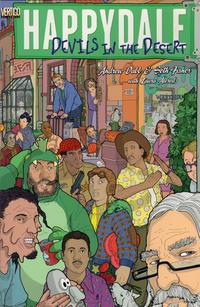 Cover Thumbnail for Happydale: Devils in the Desert (DC, 1999 series) #1