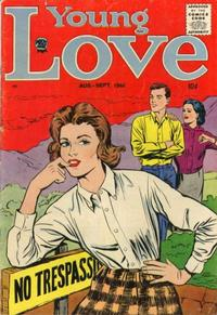 Cover Thumbnail for Young Love (Prize, 1960 series) #v5#2 [27]