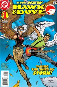 Cover Thumbnail for Hawk and Dove (DC, 1997 series) #1