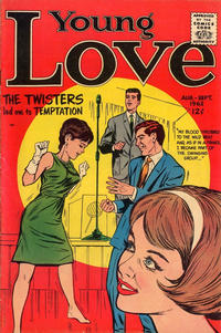 Cover Thumbnail for Young Love (Prize, 1960 series) #v6#2 [33]