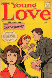Cover Thumbnail for Young Love (Prize, 1960 series) #v6#6 [37]