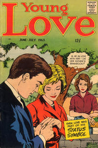 Cover Thumbnail for Young Love (Prize, 1960 series) #v7#1 [38]