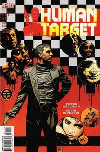 Cover Thumbnail for Human Target (DC, 1999 series) #1