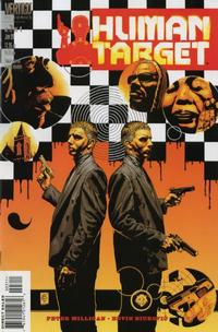 Cover Thumbnail for Human Target (DC, 1999 series) #3