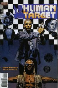 Cover Thumbnail for Human Target (DC, 1999 series) #4
