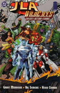 Cover Thumbnail for JLA / WildC.A.T.S (DC, 1997 series)