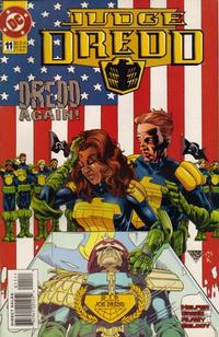 Cover Thumbnail for Judge Dredd (DC, 1994 series) #11
