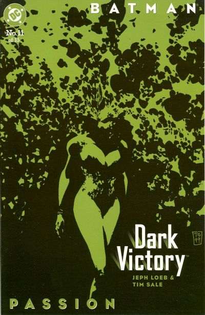 Cover for Batman: Dark Victory (DC, 1999 series) #11