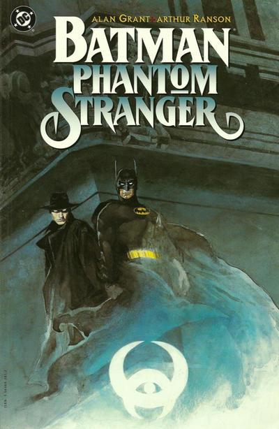 Cover for Batman / Phantom Stranger (DC, 1997 series)