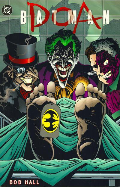 Cover for Batman: DOA (DC, 1999 series)