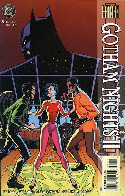 Cover for Batman: Gotham Nights II (DC, 1995 series) #3