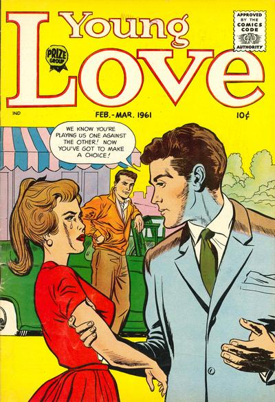 Cover for Young Love (Prize, 1960 series) #v4#5 [24]