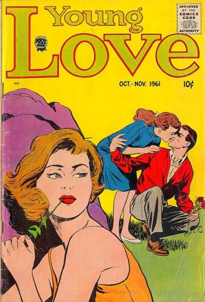 Cover for Young Love (Prize, 1960 series) #v5#3 [28]