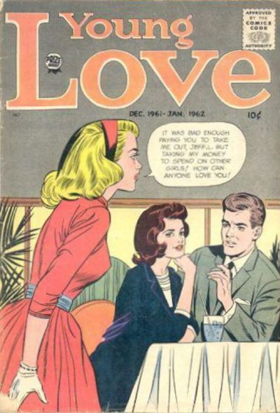 Cover for Young Love (Prize, 1960 series) #v5#4 [29]