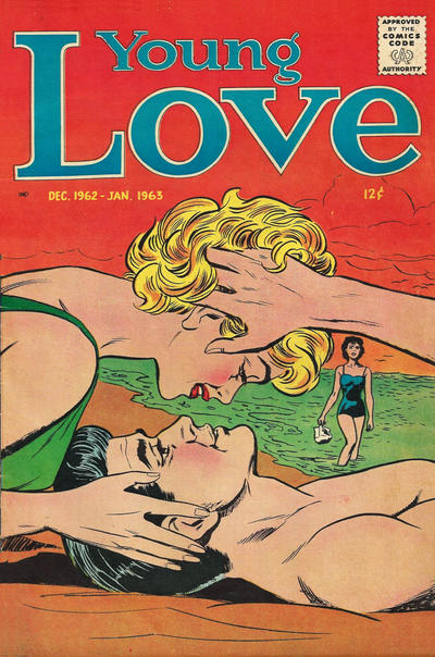 Cover for Young Love (Prize, 1960 series) #v6#4 [35]