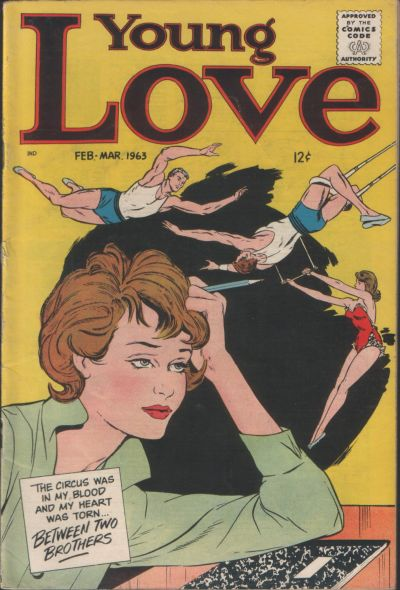Cover for Young Love (Prize, 1960 series) #v6#5 [36]