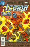 Cover for Legion of Super-Heroes Annual (DC, 1990 series) #7