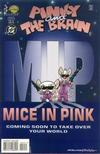 Cover for Pinky and the Brain (DC, 1996 series) #20 [Direct Sales]