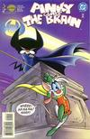 Cover for Pinky and the Brain (DC, 1996 series) #25 [Direct Sales]