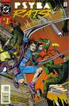 Cover for The Psyba-Rats (DC, 1995 series) #1