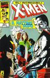 Cover for Gli Incredibili X-Men (Edizioni Star Comics, 1990 series) #21