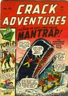 Cover for Crack Adventures (Bell Features, 1952 ? series) #21