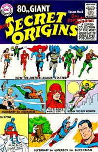 Cover Thumbnail for More Secret Origins Replica Edition (DC, 1999 series) #1