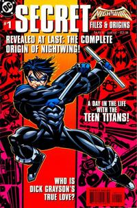 Cover Thumbnail for Nightwing Secret Files (DC, 1999 series) #1