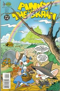 Cover Thumbnail for Pinky and the Brain (DC, 1996 series) #4 [Direct Sales]