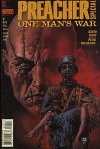 Cover Thumbnail for Preacher Special: One Man's War (DC, 1998 series) #1