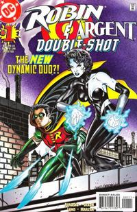 Cover Thumbnail for Robin / Argent Double-Shot (DC, 1998 series) #1