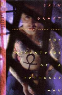 Cover Thumbnail for Skin Graft: The Adventures of a Tattooed Man (DC, 1993 series) #1