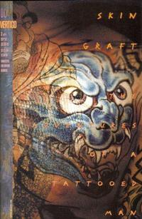 Cover Thumbnail for Skin Graft: The Adventures of a Tattooed Man (DC, 1993 series) #3