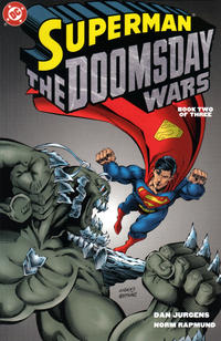 Cover Thumbnail for Superman: The Doomsday Wars (DC, 1998 series) #2 [Direct Sales]