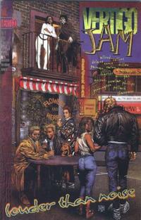 Cover Thumbnail for Vertigo Jam (DC, 1993 series) #1