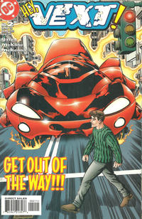 Cover Thumbnail for Vext (DC, 1999 series) #2