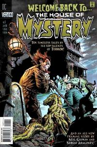 Cover Thumbnail for Welcome Back to the House of Mystery (DC, 1998 series) #1
