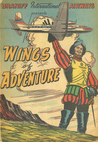 Cover Thumbnail for Wings of Adventure (American Comics Group, 1956 series)