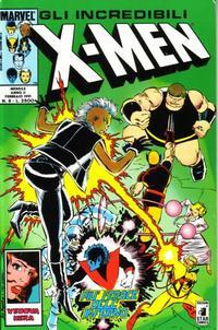 Cover Thumbnail for Gli Incredibili X-Men (Edizioni Star Comics, 1990 series) #8