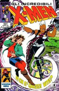 Cover Thumbnail for Gli Incredibili X-Men (Edizioni Star Comics, 1990 series) #9