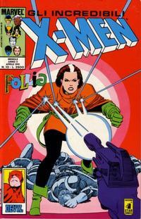 Cover Thumbnail for Gli Incredibili X-Men (Edizioni Star Comics, 1990 series) #10