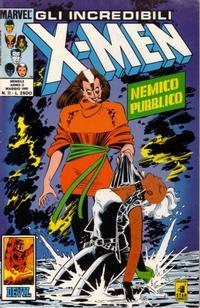 Cover Thumbnail for Gli Incredibili X-Men (Edizioni Star Comics, 1990 series) #11
