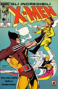 Cover Thumbnail for Gli Incredibili X-Men (Edizioni Star Comics, 1990 series) #15