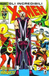 Cover Thumbnail for Gli Incredibili X-Men (Edizioni Star Comics, 1990 series) #17