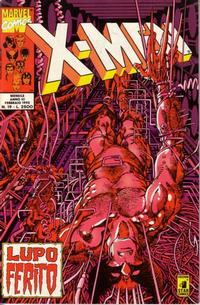Cover Thumbnail for Gli Incredibili X-Men (Edizioni Star Comics, 1990 series) #19