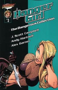 Cover Thumbnail for Danger Girl: The Dangerous Collection (DC, 1999 series) #3