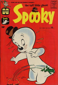 Cover Thumbnail for Spooky (Harvey, 1955 series) #61