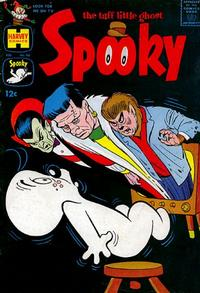 Cover Thumbnail for Spooky (Harvey, 1955 series) #90