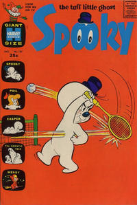 Cover Thumbnail for Spooky (Harvey, 1955 series) #127