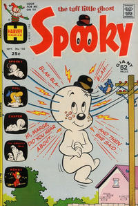 Cover Thumbnail for Spooky (Harvey, 1955 series) #132